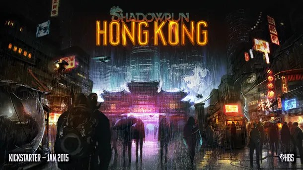 Photo of Shadowrun: Hong Kong από την Harebrained Schemes!