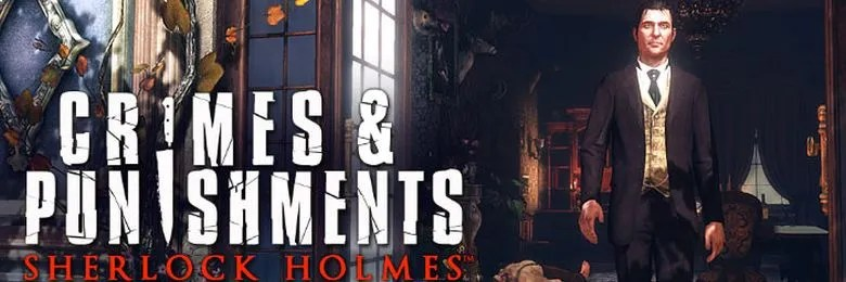 Photo of SHERLOCK HOLMES: CRIMES AND PUNISHMENTS