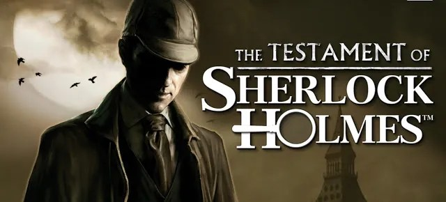 Photo of THE TESTAMENT OF SHERLOCK HOLMES
