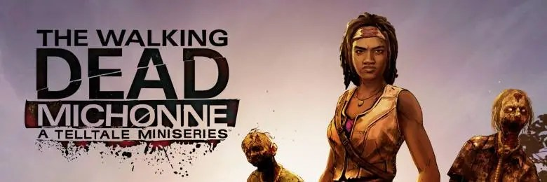 Photo of THE WALKING DEAD: MICHONNE- EPISODE ONE: IN TOO DEEP