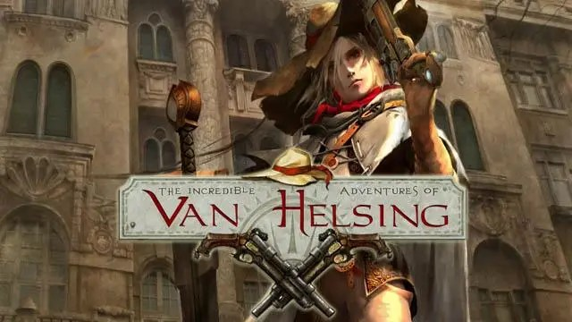 Photo of Summer Giveaway: The Incredible Adventures of Van Helsing (UPDATE)