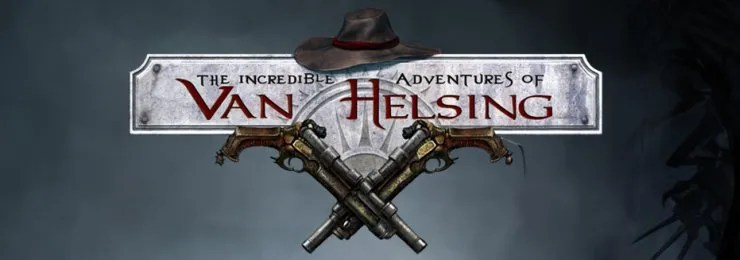 Photo of THE INCREDIBLE ADVENTURES OF VAN HELSING