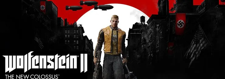 Photo of WOLFENSTEIN 2: THE NEW COLOSSUS