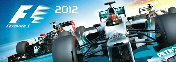 Photo of F1 2012