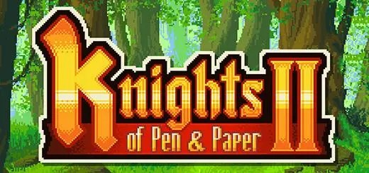 Photo of KNIGHTS OF PEN AND PAPER II