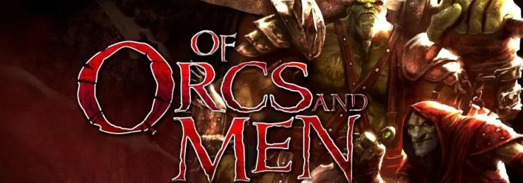 Photo of OF ORCS AND MEN