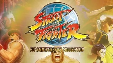 Photo of STREET FIGHTER 30th ANNIVERSARY COLLECTION