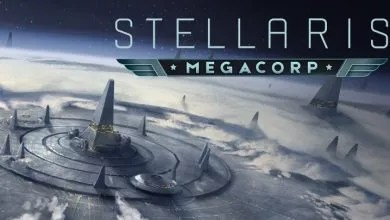 MegaCorp Banner