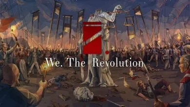 Photo of WE. THE REVOLUTION