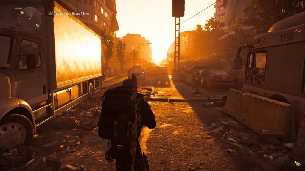 Division 2 Sunset