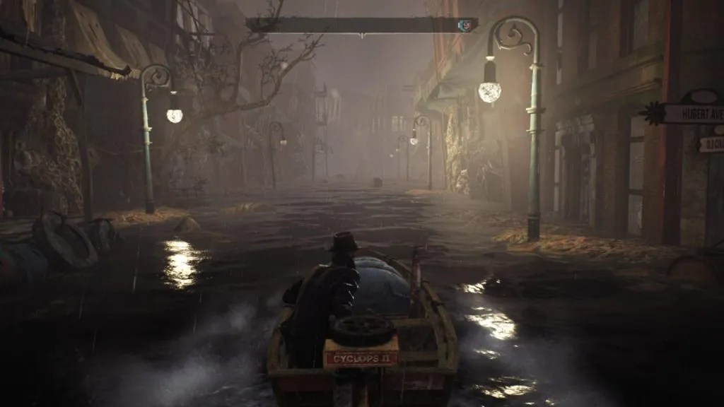 The Sinking City - Oakmont Flooded Streets