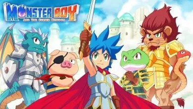 Photo of MONSTER BOY AND THE CURSED KINGDOM