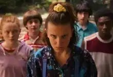 Stranger Things Season 3 - Eleven and the Gang