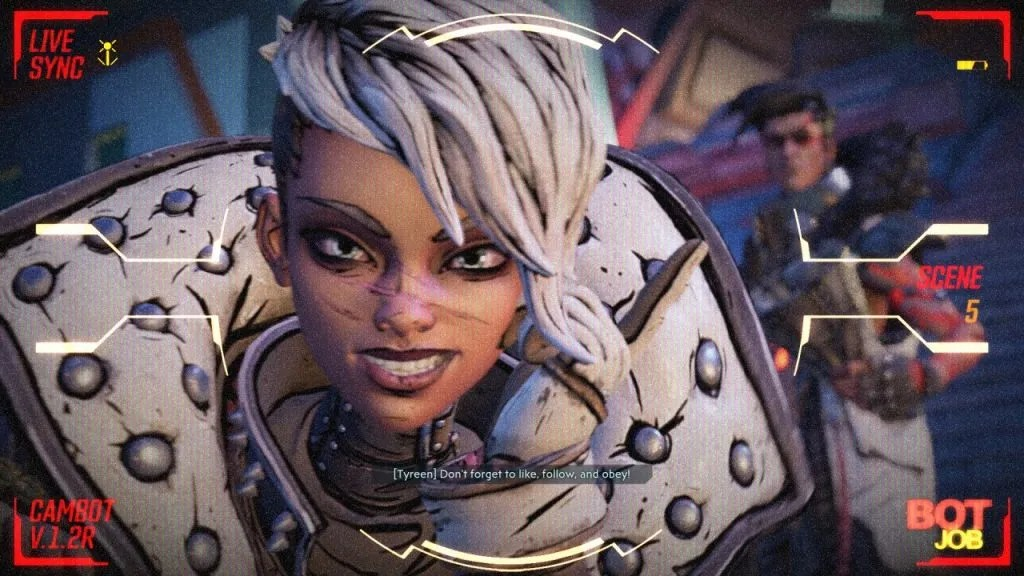 Borderlands 3 - Tyreen Calypso Streaming