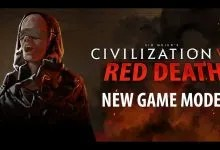 Civilization VI Red Death