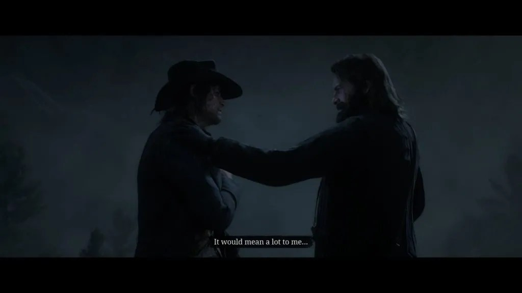 Red Dead Redemption 2 - Arthur and John