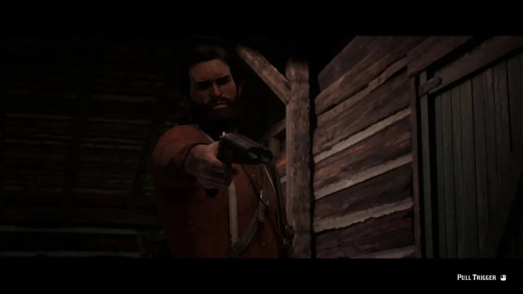 Red Dead Redemption 2 - John Marston Pose