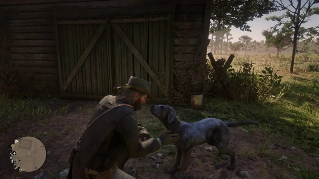 Red Dead Redemption 2 - Doggo