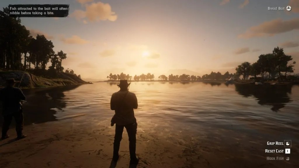 Red Dead Redemption 2 - Fishing
