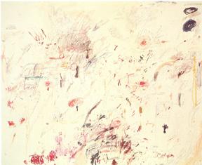 Empire of Flora 1961 200x242 cm
