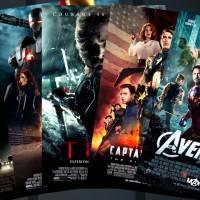 The Superlong Superhero Movie Marathon