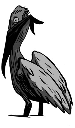 The Raging Pelican is an independent publication providing the people of South Louisiana and the Gulf Coast with a voice in reaction to the wholesale human & environmental slaughter perpetrated against us by government and industry.