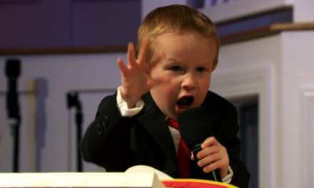 Exploitation: Children in the Pulpit
