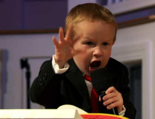 Child Preacher