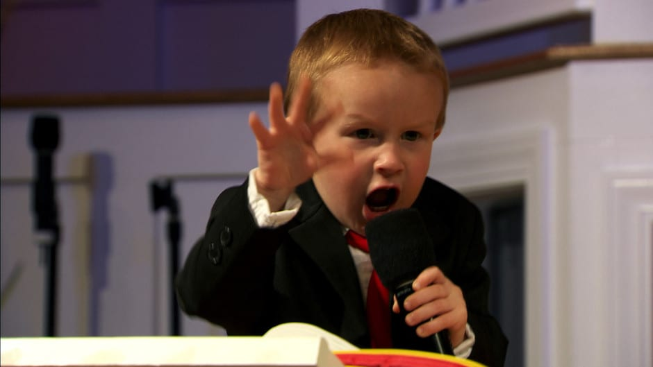Exploitation: Children in the Pulpit