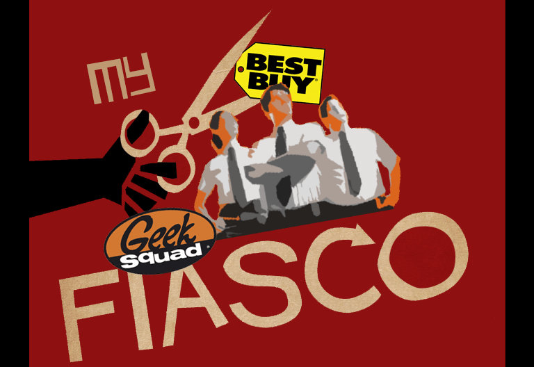 My Best Buy Geek Squad Fiasco – With a Happy Ending