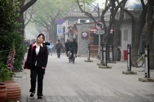Agitation matinale sur Nan Luo Gu Xiang