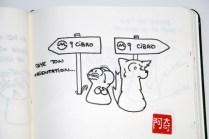 1 métro, 2 directions, on est perdu ENCORE !