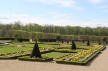 Grand Trianon, jardin à la française
