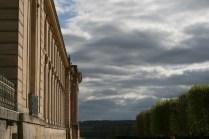 Grand Trianon, vue de l'aile nord