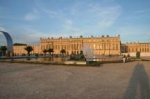 Vue sur la Galerie des Glaces, Château de Versailles