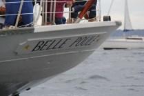 La Belle-Poule, navire école de la Marine Nationale (mise en service 1932)
