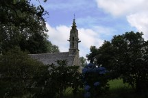 Chapelle de Notre-Dame de la Pitié à Mellionnec