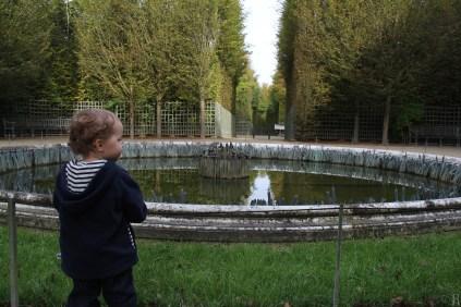 Bosquet de la Girandole, Versailles