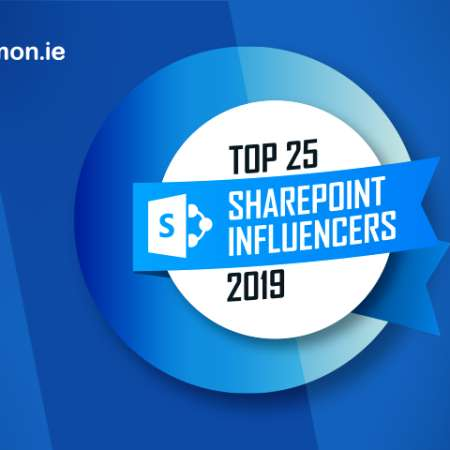 Harmon.ie Top 25 SharePoint Influencers