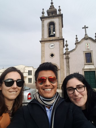The portuguese crew