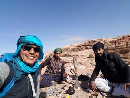The beduins