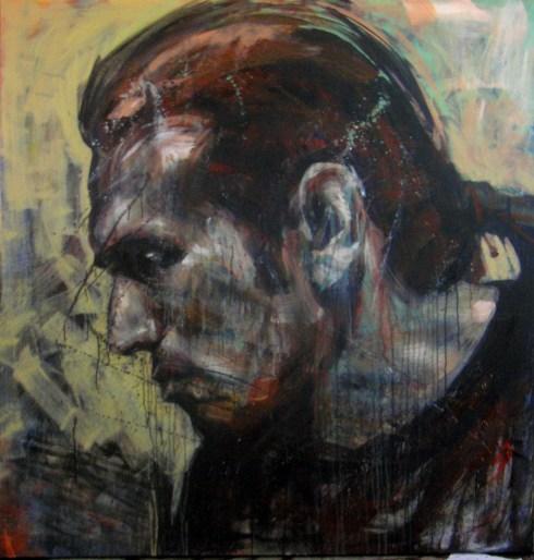 Lord Aras - self-portrait