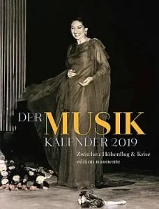 Der Musikkalender 2019