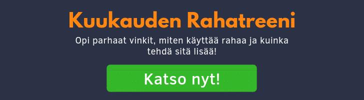 Bisnesnainen - Rahatreeni 30pv