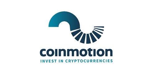 Coinmotion logo (Prasos)