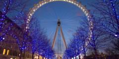 لندن في الشتاء السياحة في لندن في الشتاء العرب المسافرون زيارة لندن ملاهي بريطانيا اماكن فيديو