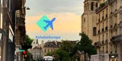 عروض السفر الى فرنسا من مصر