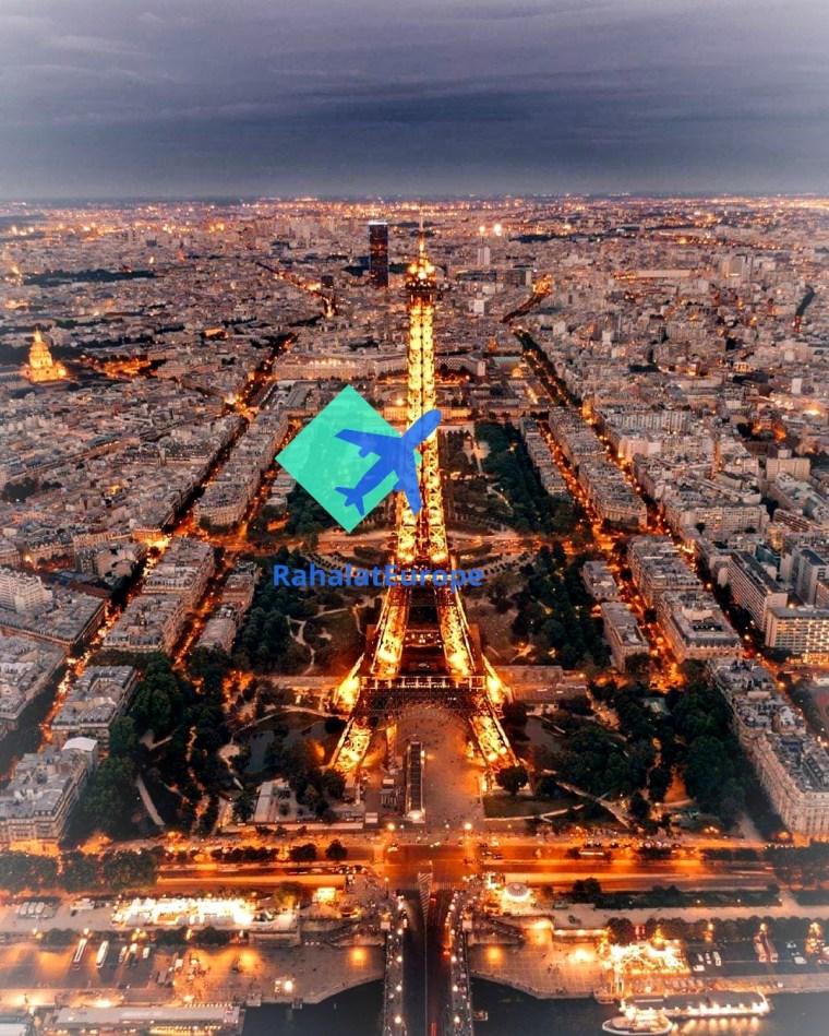 عروض السفر من المغرب الى فرنسا
