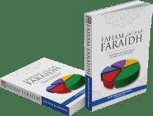 Pelajari ilmu faraid kerana ia dapat mengurangkan perebutan harta pusaka.