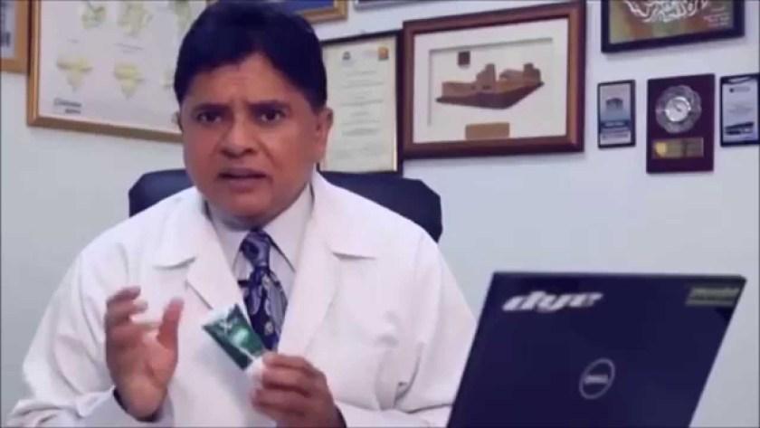 Dr Ismail Tambi pakar sakit lelaki nombor 1 di Malaysia.